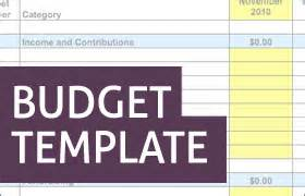 Becky Nelson New Beginnings Budget Template